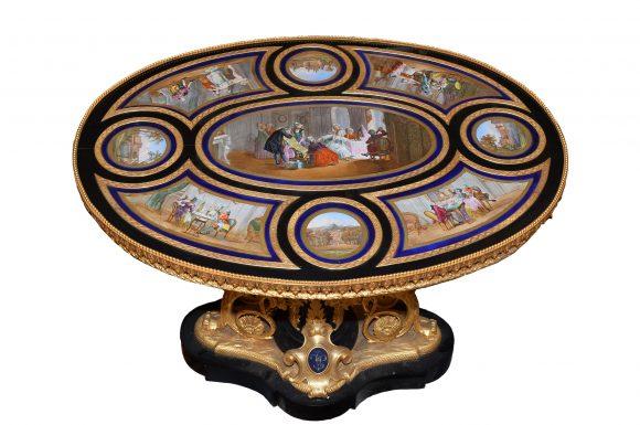 Rare Guéridon – Manufacture Royale de Sèvres