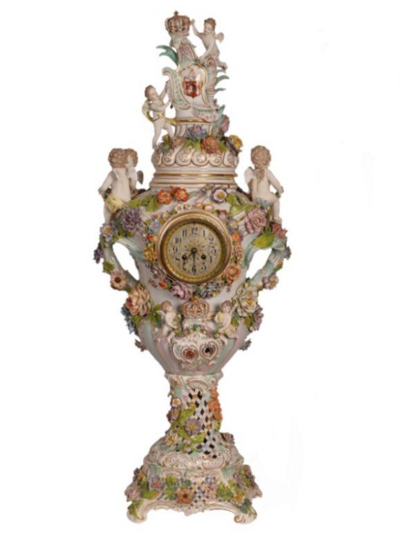 Grande vase – Porcelaine