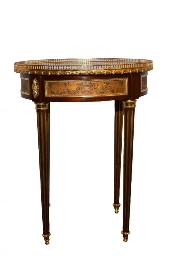 Guéridon – style Louis XVI