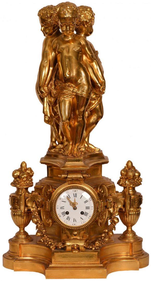 Pendule – Louis XVI