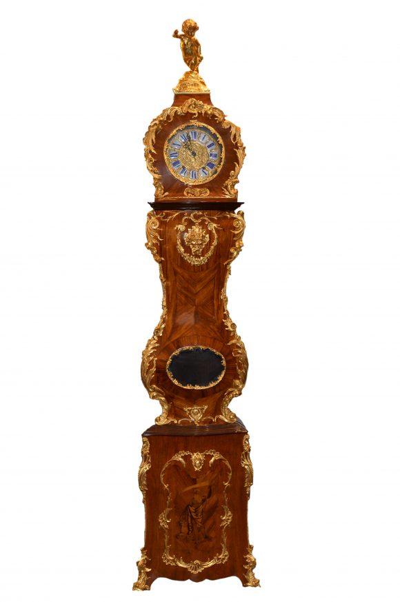 Horloge de parquet – Louis XV