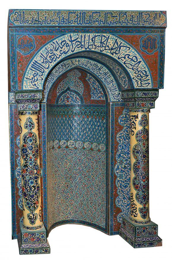 Mihrab – Art Ottoman