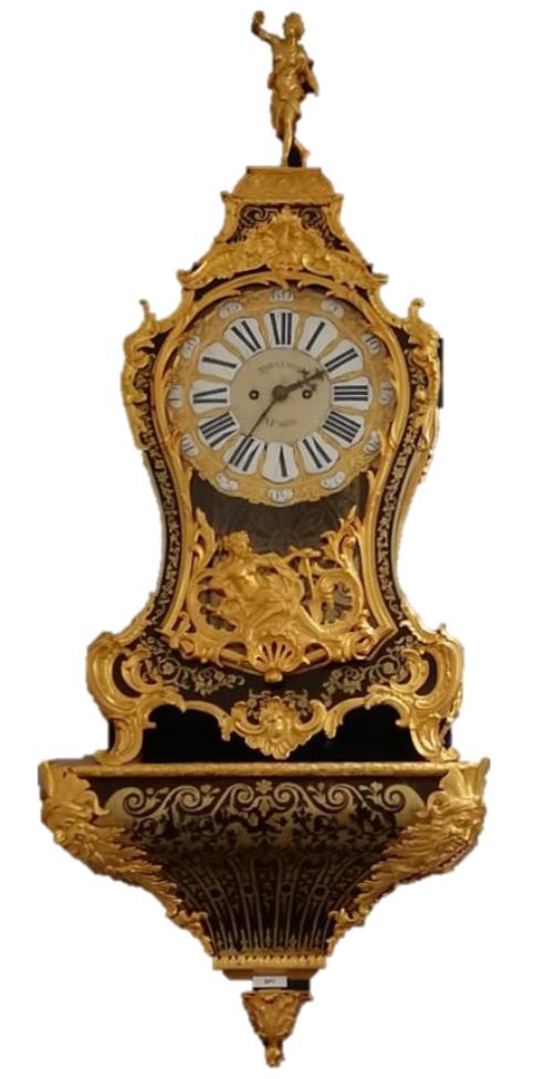 Pendule mural – Louis XIV