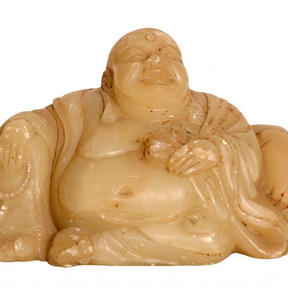 Figurine chinoise en Jadéite