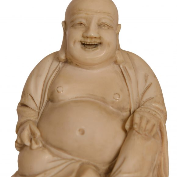 Figurine chinoise en ivoire