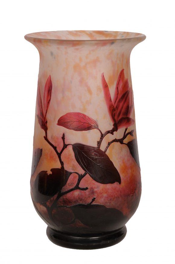 Vase – signé Daum