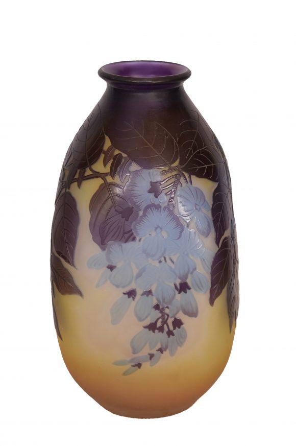 Vase – Signé Gallé