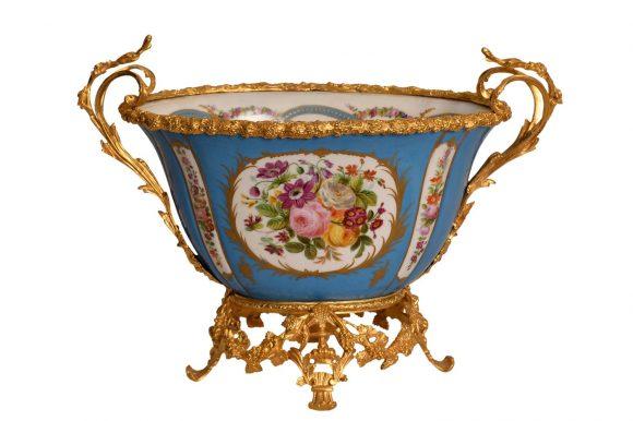 Centre de table – Porcelaine de Sèvres