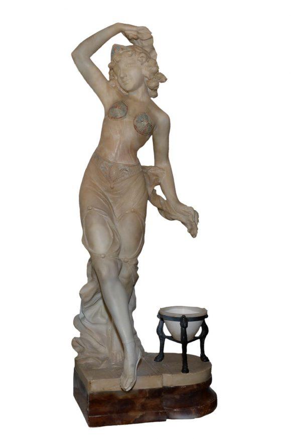 La Danseuse – Sculpture orientaliste