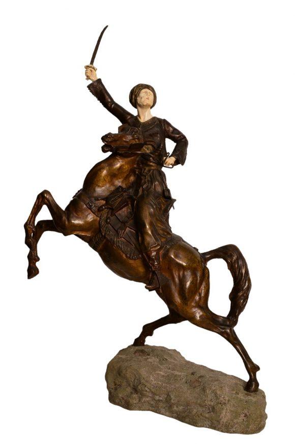 Cavalier arabe – Thomas Cartier
