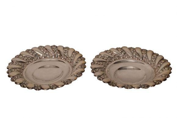 Paire de coupelle de style Ottoman