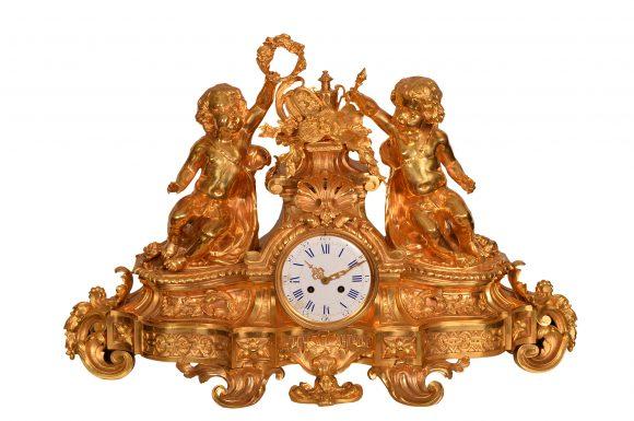 Pendule Louis XVI – France