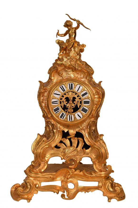 Grande Pendule – Louis XV