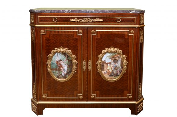 Commode Louis XVI – France