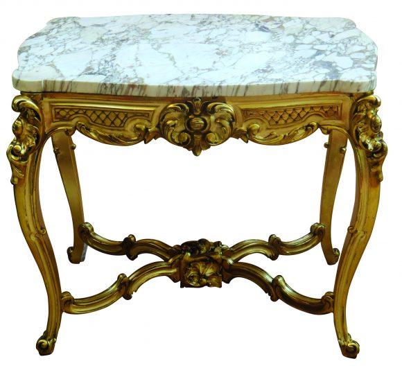Table de Centre – Louis XV
