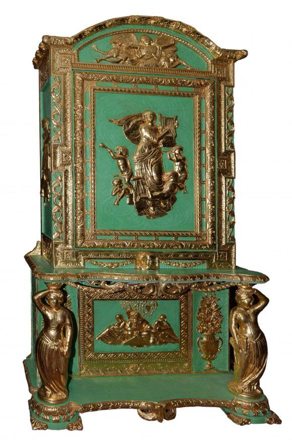 Cabinet Baroque – Italie