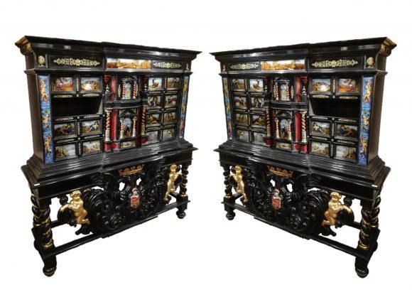 Paire de Cabinets – Flandre