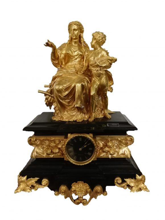 Pendule – Napoléon III