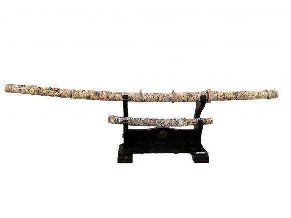 Sabre en ivoire Japonais