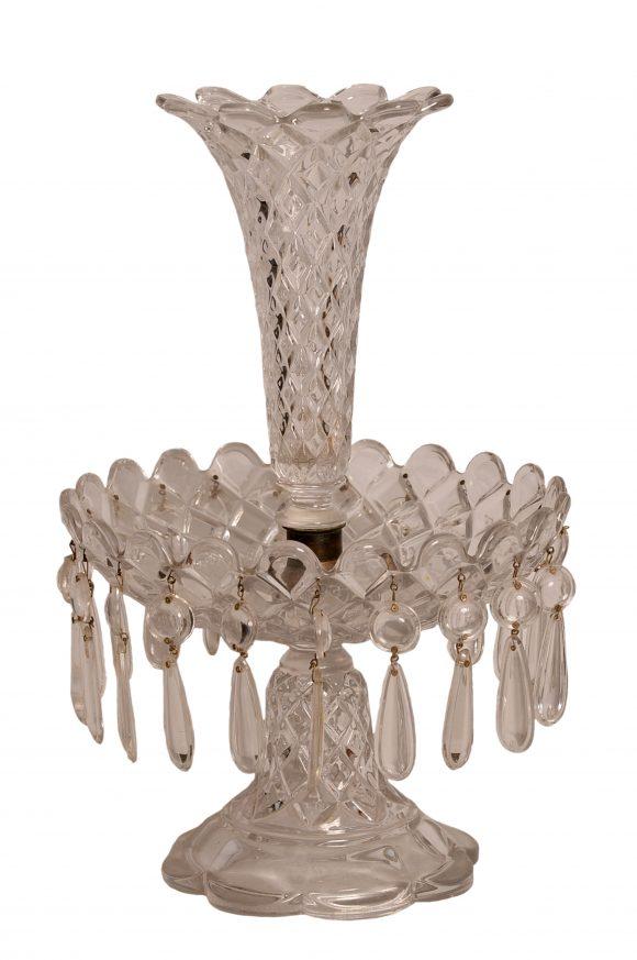 Centre de table – Cristal de Baccarat