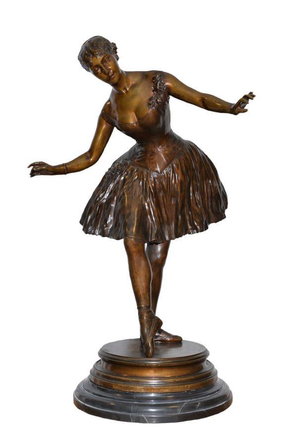 Pas de danse – Emile Arthur Soldi-Colbert