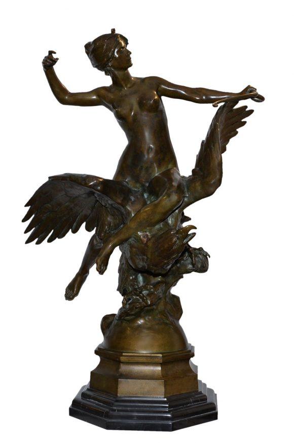 Diane sur l'aigle – Georges Bareau