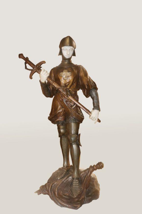 Jeanne d'Arc – Antoine Bofill